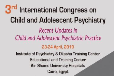 International Congress On Child and Adolescsnt Psychiatry