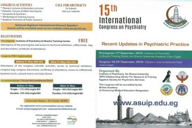 International Congress on Psychiatry