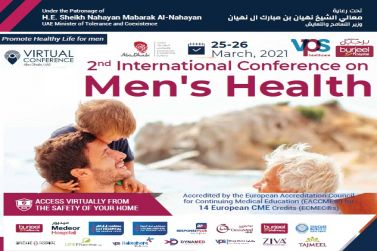 2ad International Conference on Men's Health